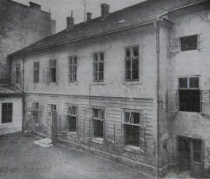 Stari molitveni dom