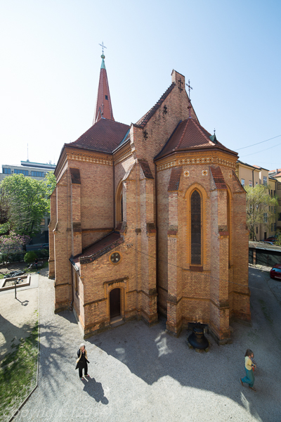 Evangelička crkva u Zagrebu