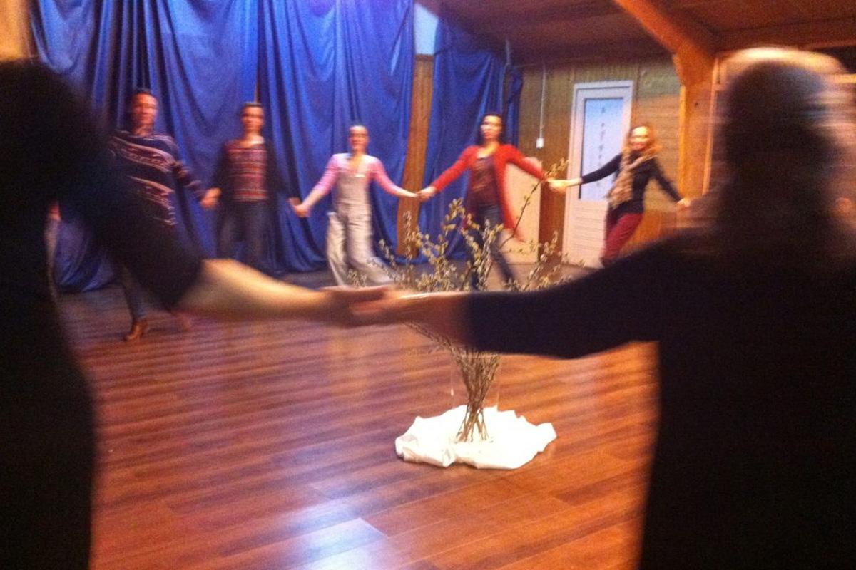 Sakralni ples – Petak, 24.ožujka 2017. 18:00-20:00 sati