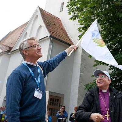 12. skupština Svjetskog luteranskog saveza