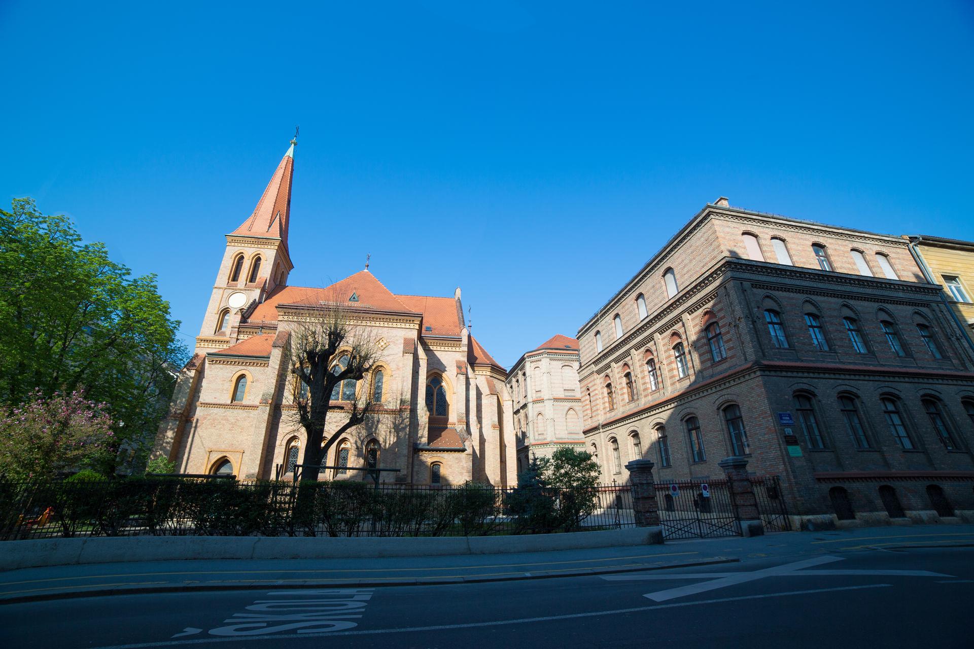 Evangelička crkvena općina Zagreb